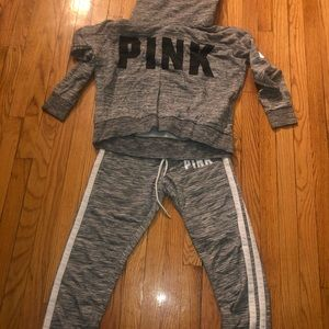 (Victoria's Secret Pink) Sweatsuit